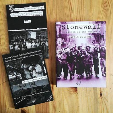 La Raposa Barcelona. Stonewall, acción travesti callejera revolucionaria, estrategias de resistencia y ataque